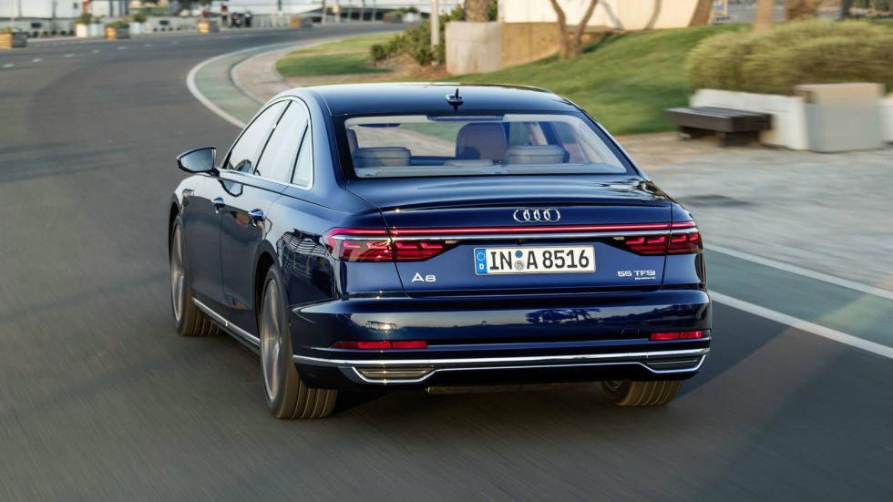 Αναβιώνει το «Horch» για το Audi A8