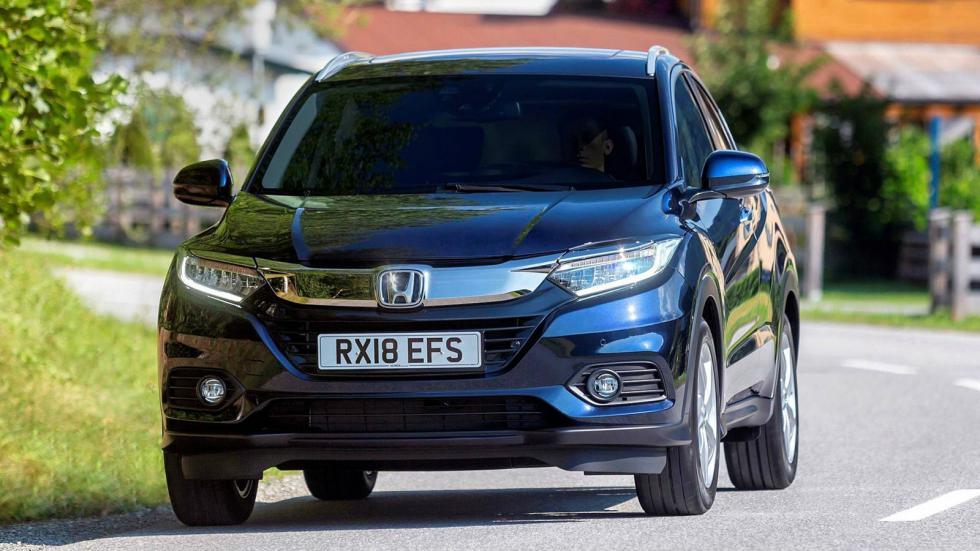 Ανανεωμένο Honda HR-V