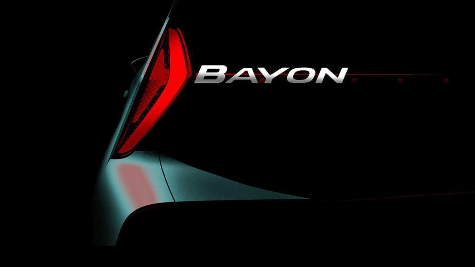 Oι teaser εικόνες του νέου Hyundai Bayon