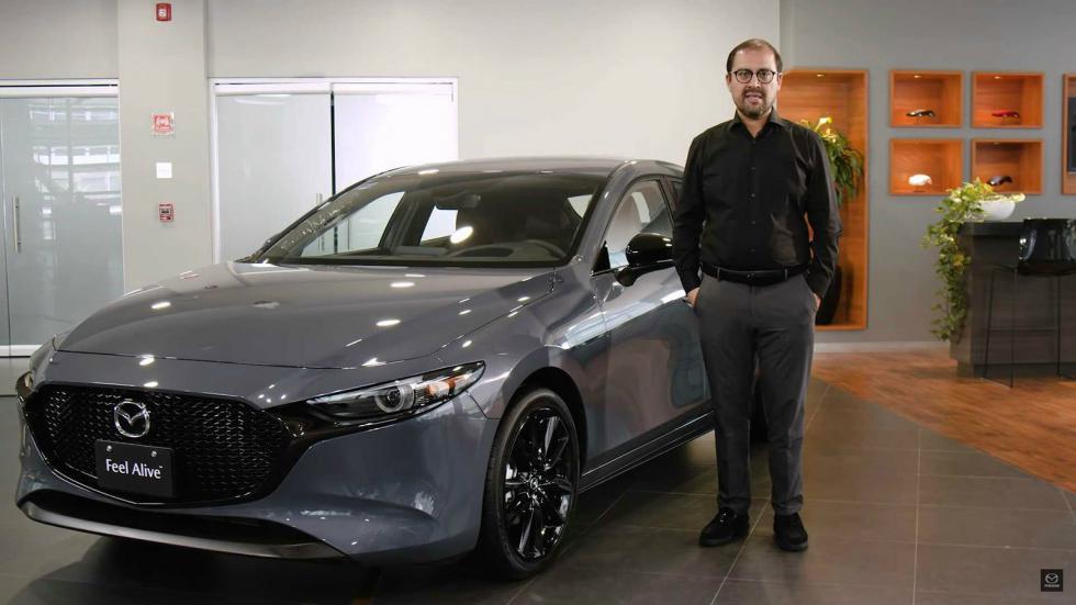 Πρόωρο ντεμπούτο για το τουρμπάτο Mazda3