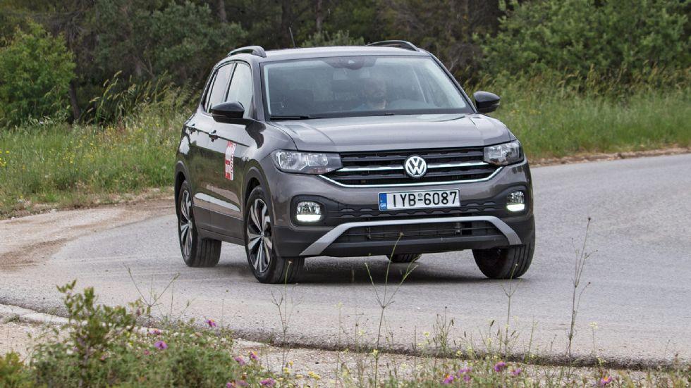Δοκιμή: VW T-Cross με 115 PS