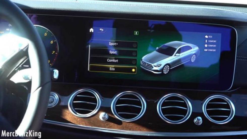 Διέρρευσε η Mercedes E-Class facelift