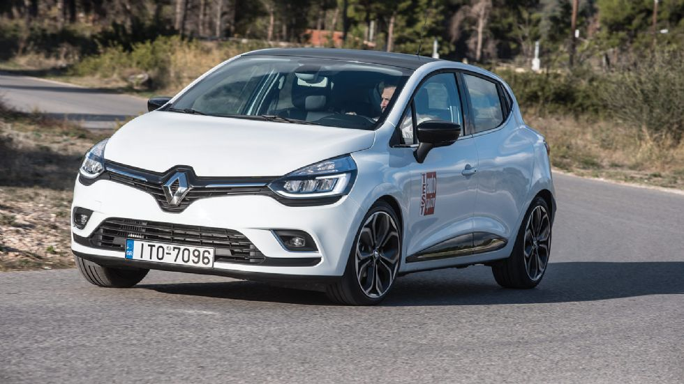 Test: Ανανεωμένο Renault Clio 1,2 TCe 120 PS