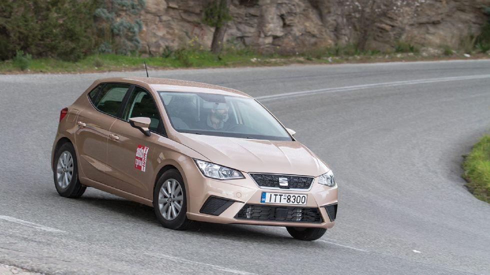 Πρώτη Δοκιμή: Νέο SEAT Ibiza ντίζελ