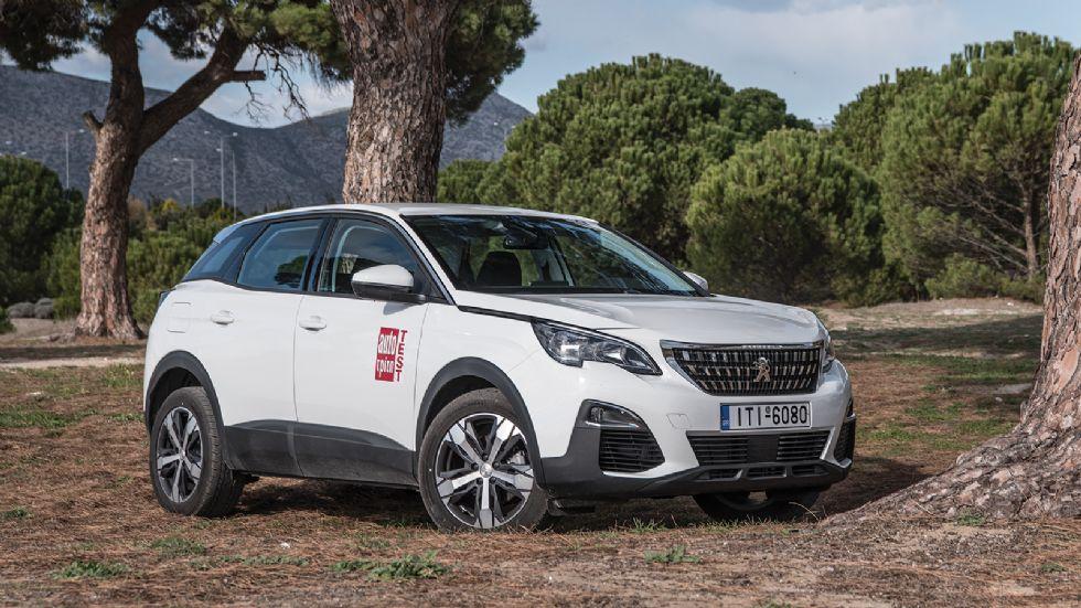 Δοκιμή: Νέο Peugeot 3008