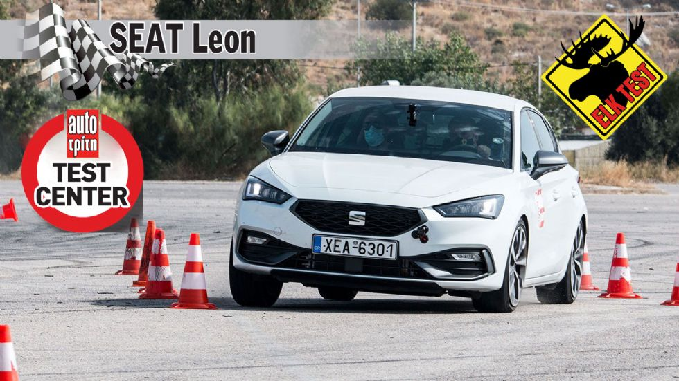 Με πόσα «έστριψε» το νέο SEAT Leon;