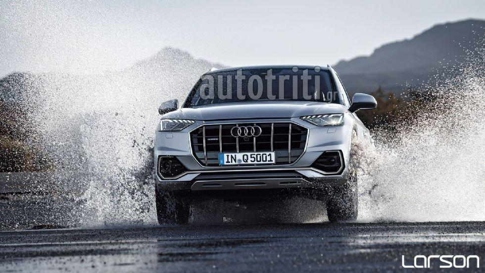 Αποκλειστικό: Ανανεωμένο Audi Q5 & 2 νέα Audi SUV