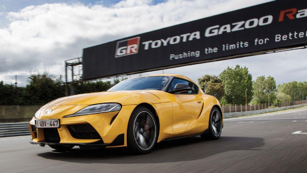 Τεχνικό: Η νέα Toyota Supra στο μικροσκόπιο