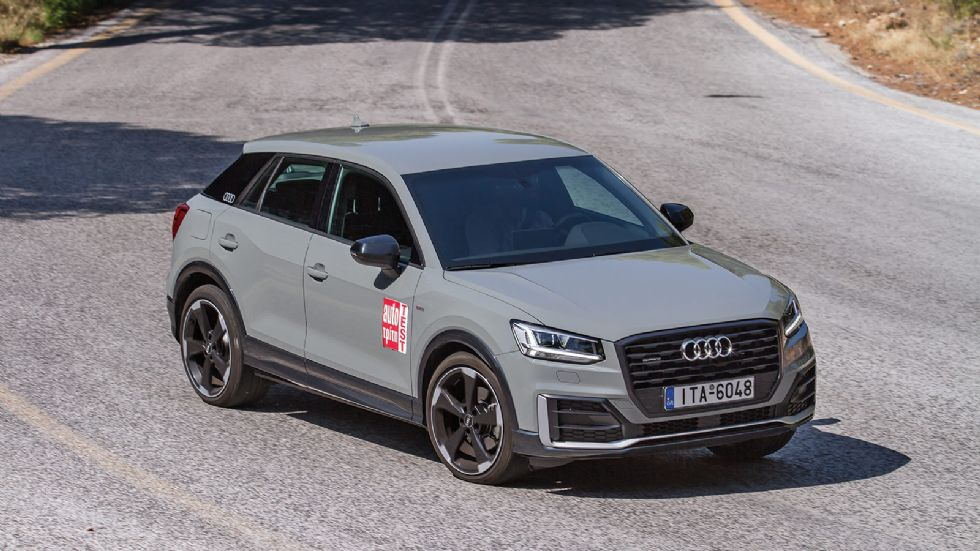 Δοκιμή: Audi Q2 quattro με 190 PS