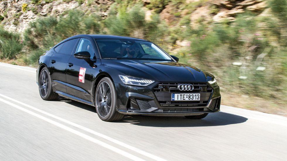 Δοκιμή: Νέο Audi A7 Sportback
