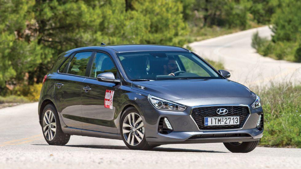 Πρώτη Δοκιμή: Νέο Hyundai i30 1,6 λτ. με 110 PS