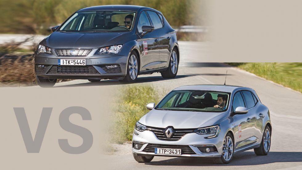 Renault Megane VS SEAT Leon
