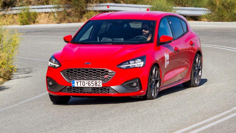 Δοκιμή: Νέο Ford Focus ST