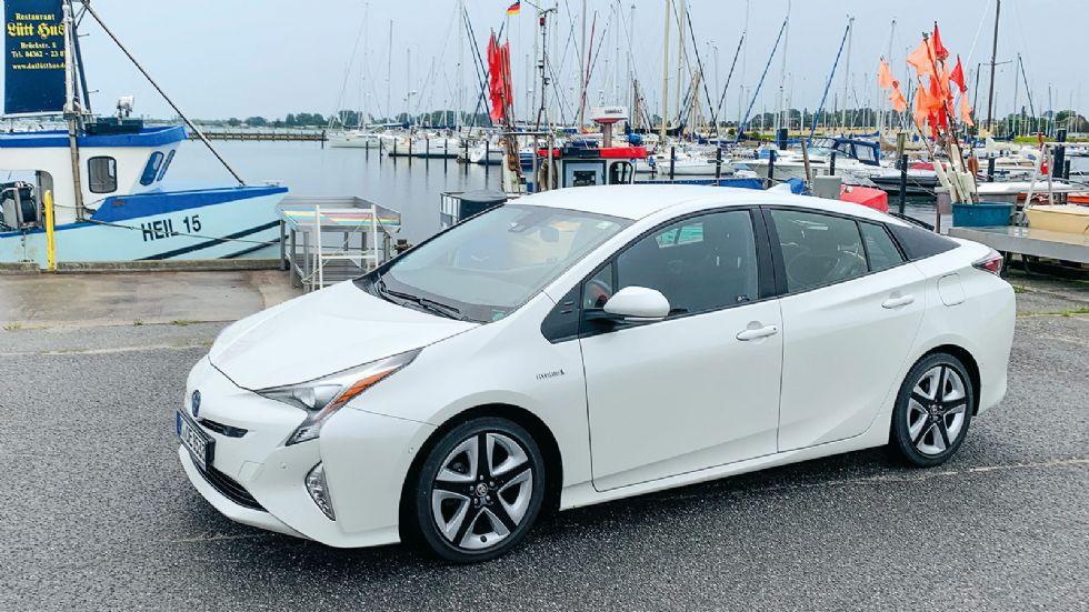 100.000 χλμ. με Toyota Prius