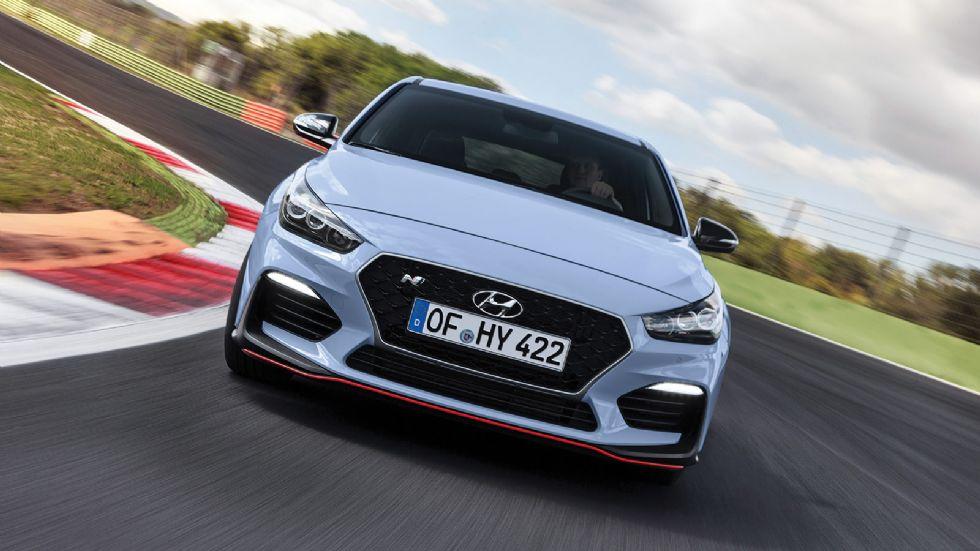 Tech: Οι τεχνολογίες του Hyundai i30 N