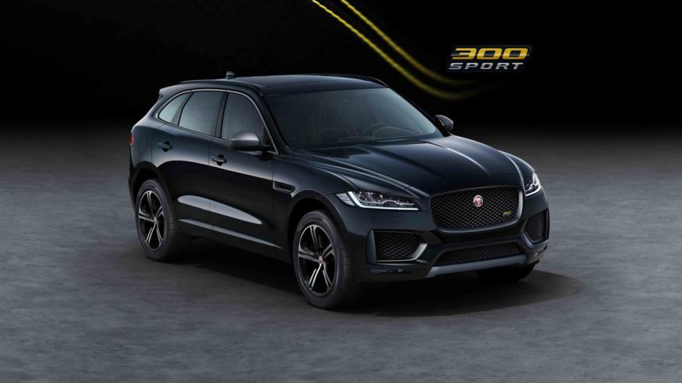 Δύο νέες εκδόσεις για Jaguar F-Pace