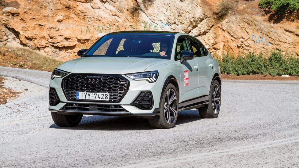 Δοκιμή: Audi Q3 Sportback