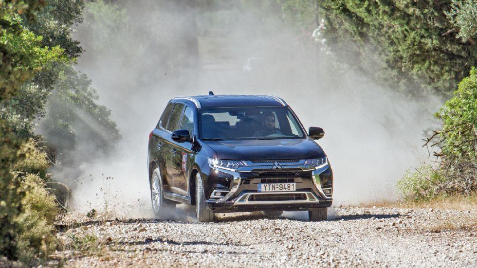 Δοκιμή: Νέο Mitsubishi Outlander PHEV