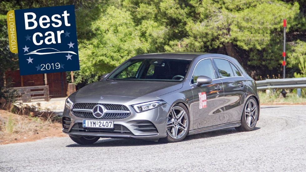 Δοκιμή: Νέα Mercedes A 200