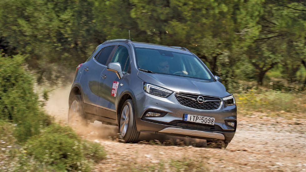 Δοκιμή: Opel Mokka X με 136 PS