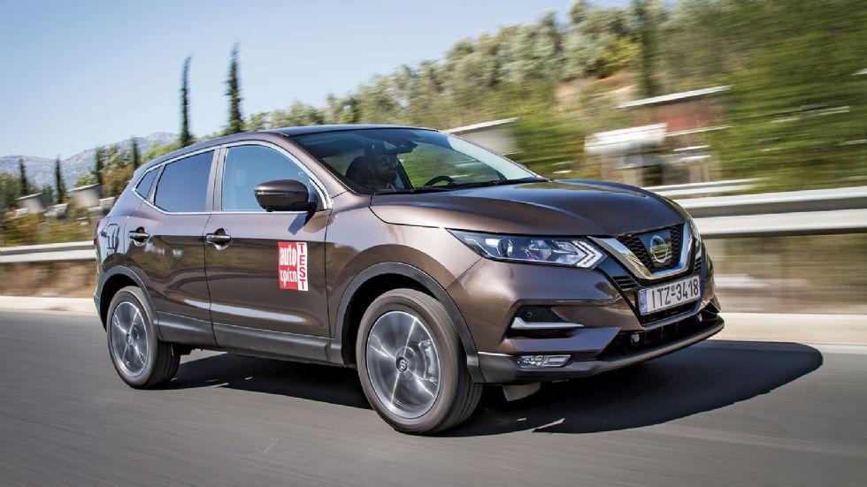 Πρώτη Δοκιμή: Νέο Nissan Qashqai