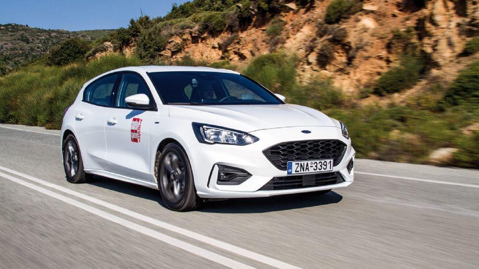 Πρώτη Δοκιμή: Νέο Ford Focus