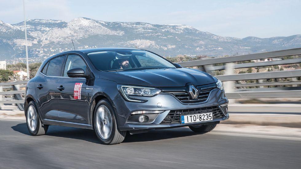 Δοκιμή: Renault Megane 1,5 dCi 110 PS