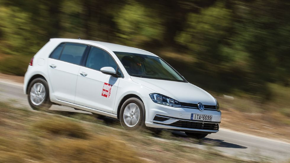 Δοκιμή: VW Golf με 85 PS