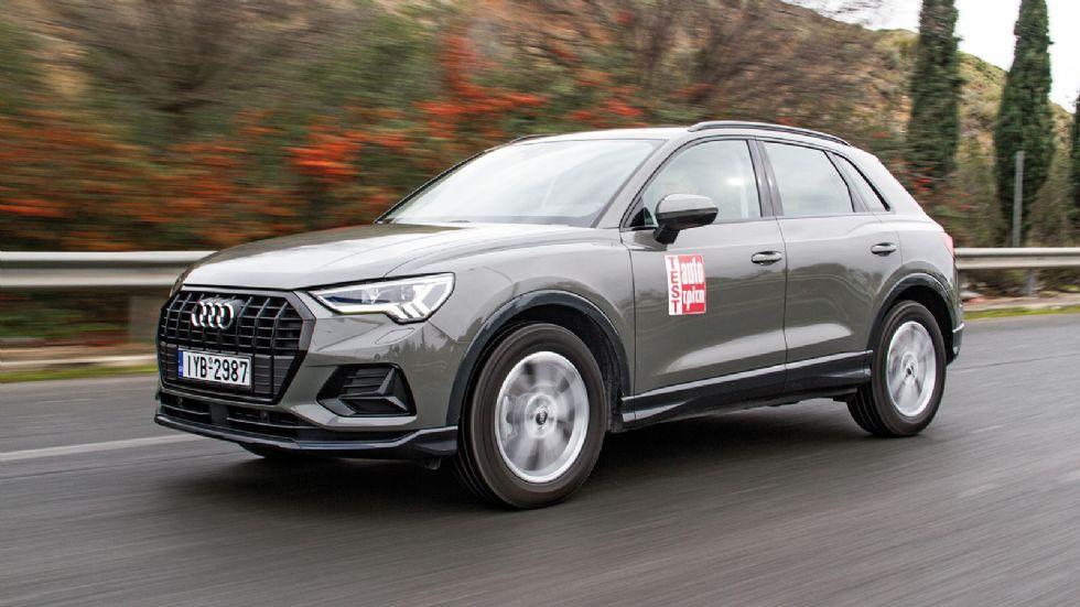 Δοκιμή: Νέο Audi Q3 35 TFSI S-Tronic