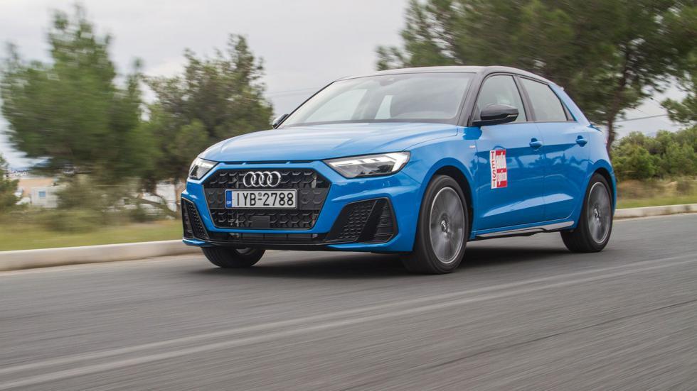 Δοκιμή: Νέο Audi A1 Sportback