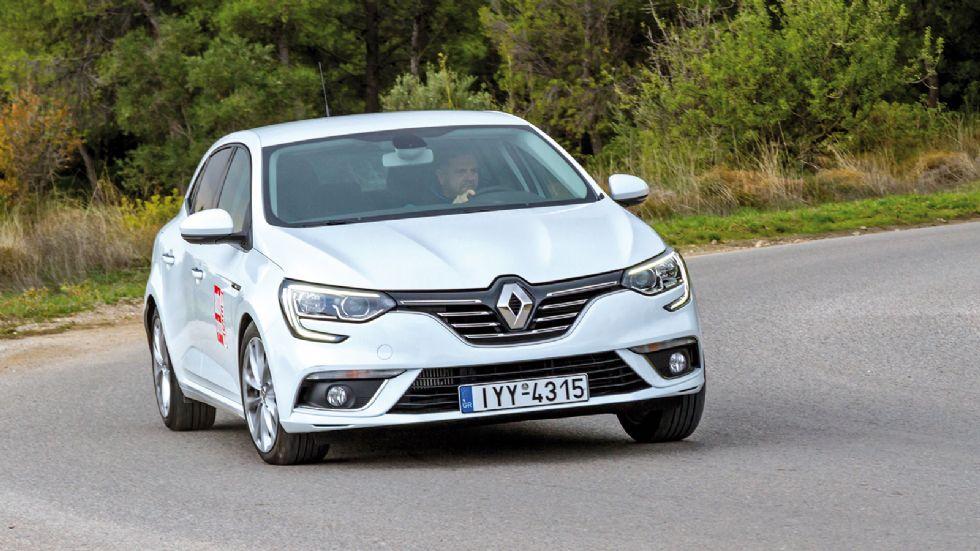 Δοκιμή: Renault Megane με νέο μοτέρ