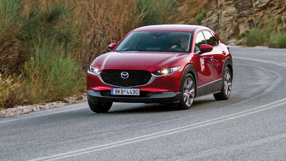 Δοκιμή: Νέο Mazda CX-30