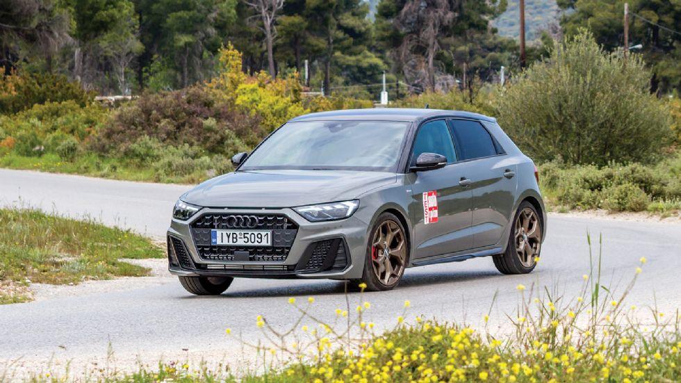 Δοκιμή: Audi A1 40 TFSI