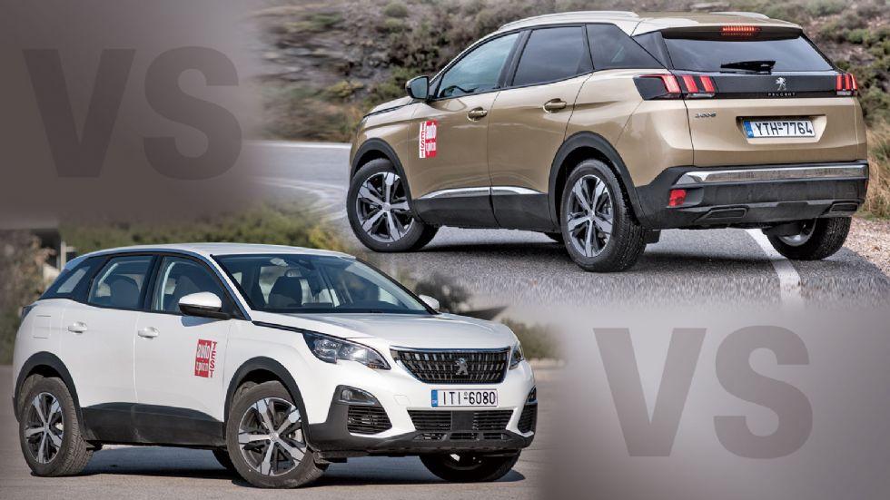 Peugeot 3008: Να το πάρω βενζίνη ή diesel;
