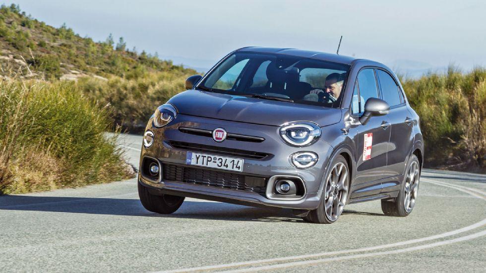 Δοκιμή: Νέο Fiat 500X Sport