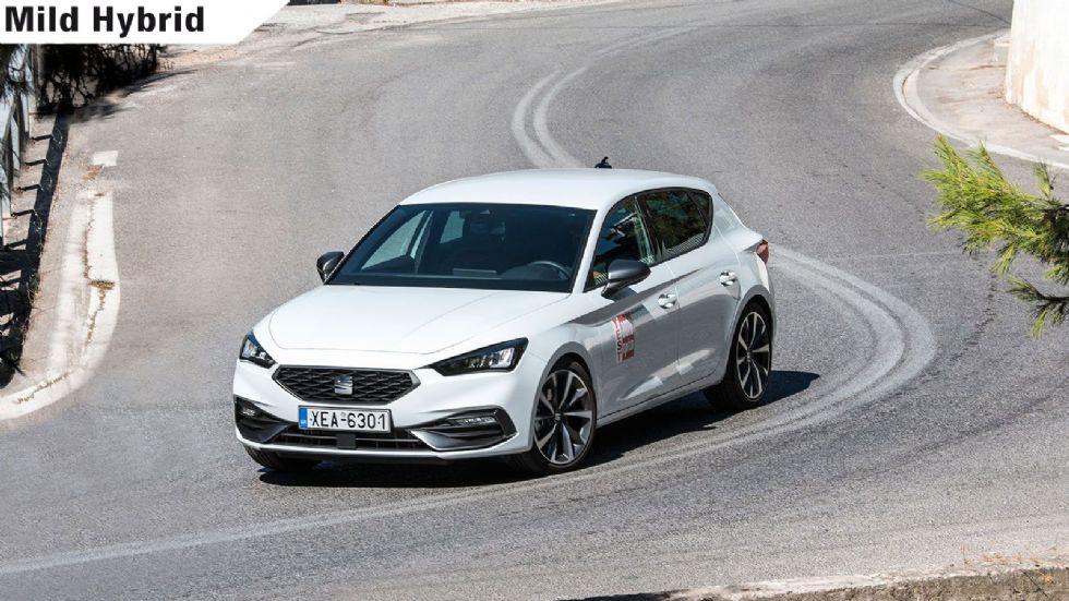Δοκιμή: Νέο SEAT Leon FR mHEV