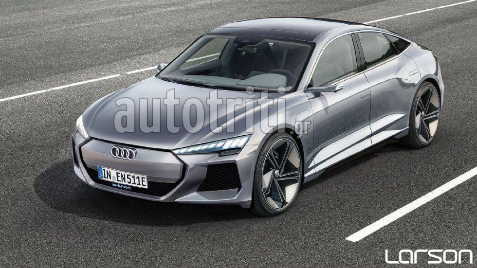Αποκλειστικό: Τα σπορ ηλεκτρικά Audi