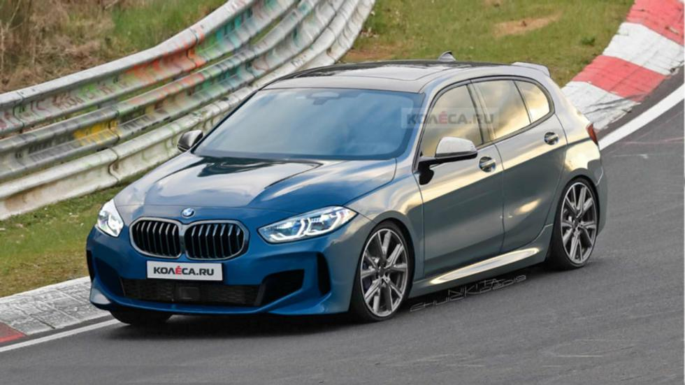H νέα BMW Σειρά 1;