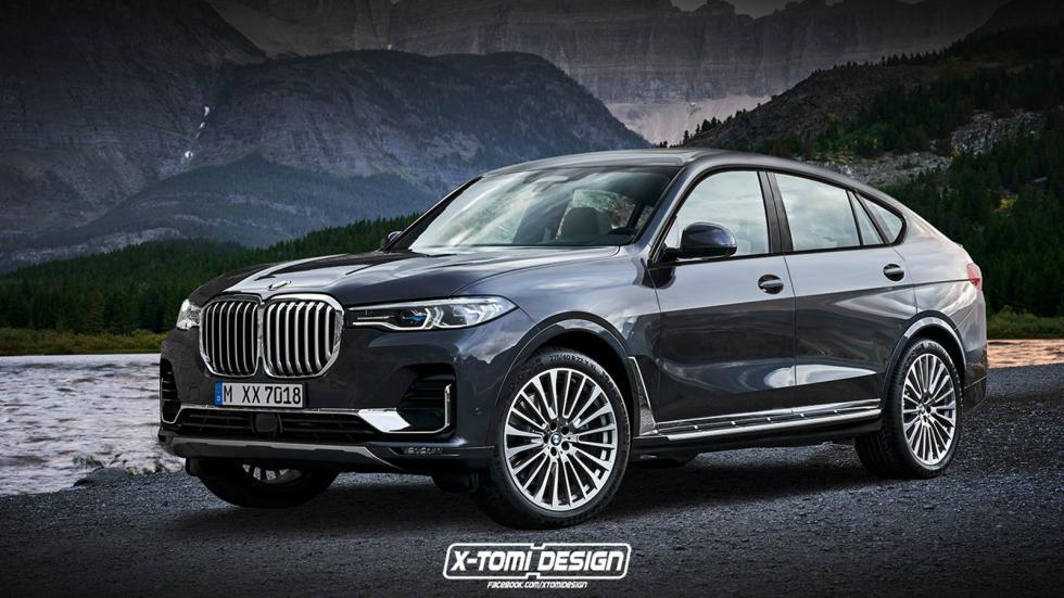 Σε ανάπτυξη η BMW X8