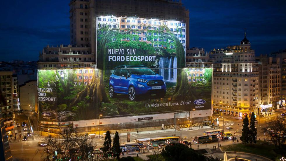 Ρεκόρ Γκίνες για το νέο Ford EcoSport (+video)