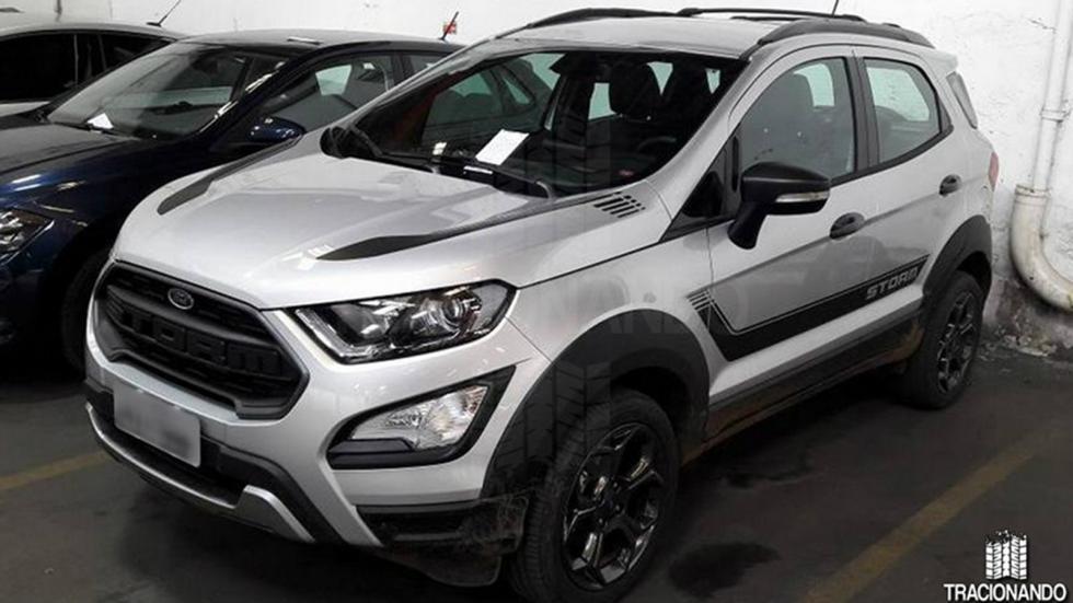 Έκδοση Storm για το Ford EcoSport
