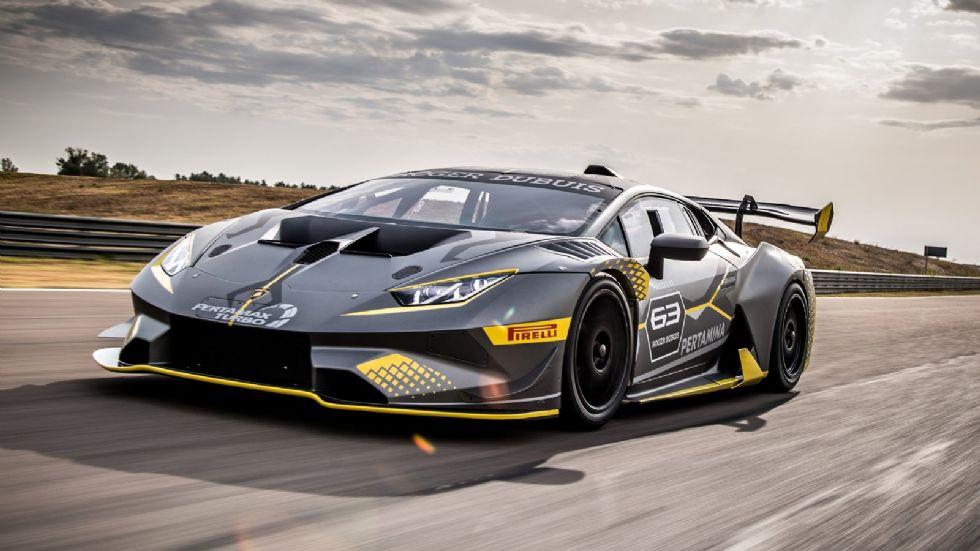 Πιο «αγωνιστικές» οι μελλοντικές Lamborghini