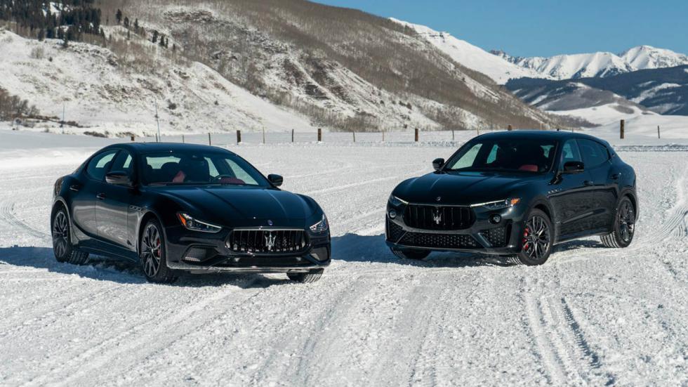 H Edizione Ribelle για όλες τις Maserati