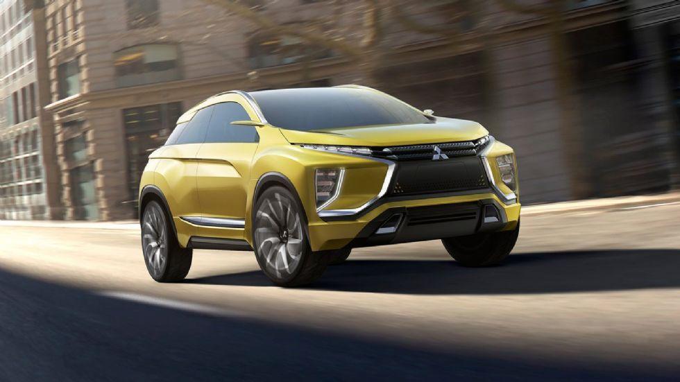 Νέο Mitsubishi crossover