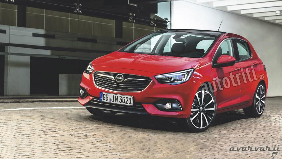 Νέο Opel Corsa: Όλα όσα ξέρουμε πριν την αποκάλυψη