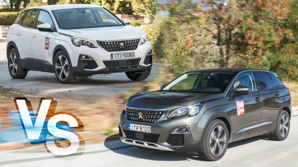 Peugeot 3008: Βενζίνη ή diesel στα ίδια λεφτά;