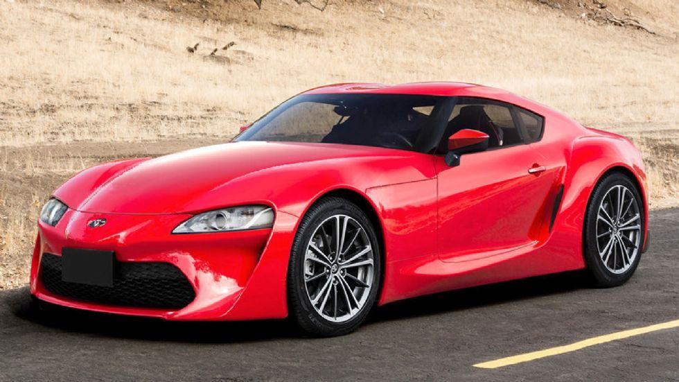 Scoop: ��� Toyota Supra