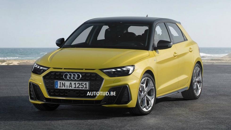 Αυτό είναι το νέο Audi A1!
