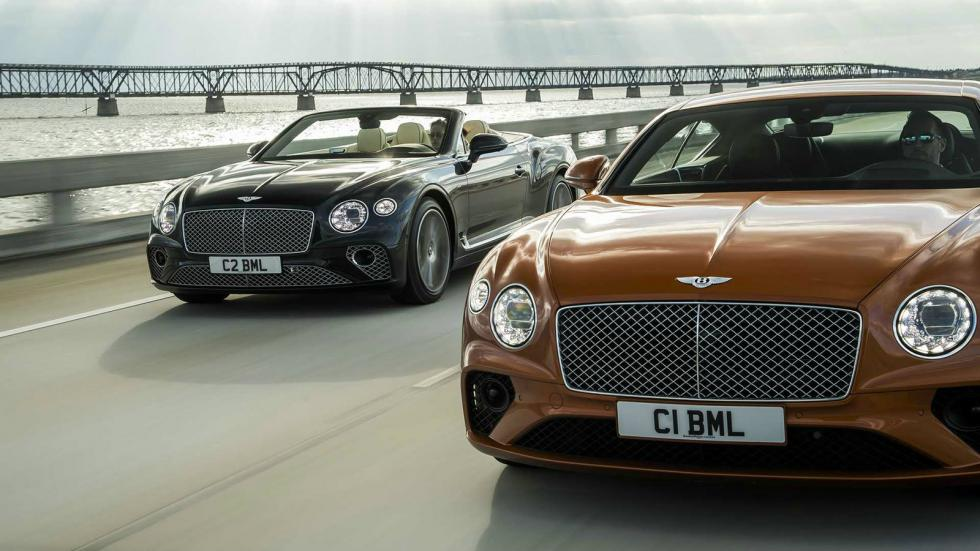 Νέα Bentley Continental GT V8