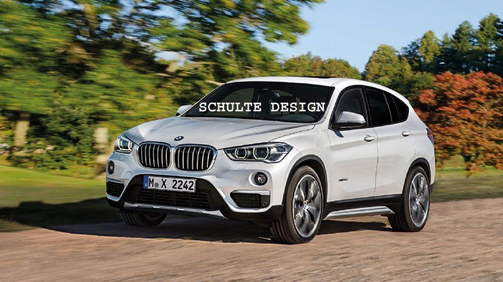 ��� BMW X2 ��� ��������
